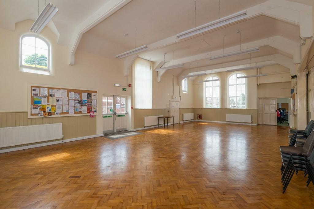 Ketley Community Centre Main Hall